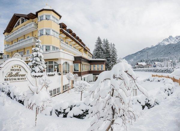 Photo exteriors in winter Park Hotel  Bellevue