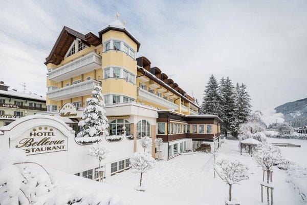 Winter presentation photo Park Hotel  Bellevue - Hotel 4 stars