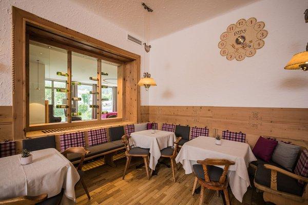 The restaurant Dobbiaco / Toblach Park Hotel  Bellevue