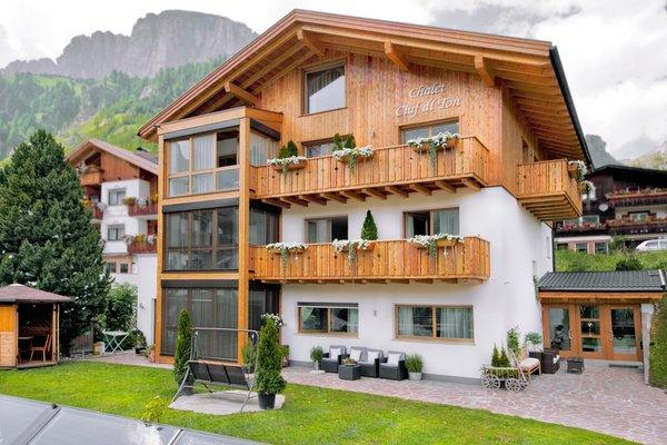 Foto estiva di presentazione Chalet Ciuf dl Ton - Appartamenti 3 soli