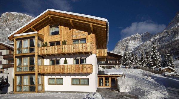 Foto invernale di presentazione Chalet Ciuf dl Ton - Appartamenti 3 soli