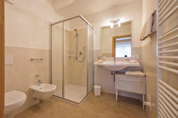 Foto del bagno Appartamenti Chalet Ciuf dl Ton