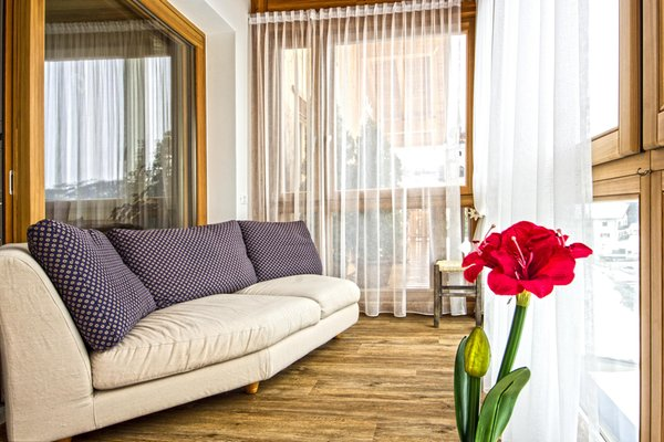Il salotto Chalet Ciuf dl Ton - Appartamenti 3 soli