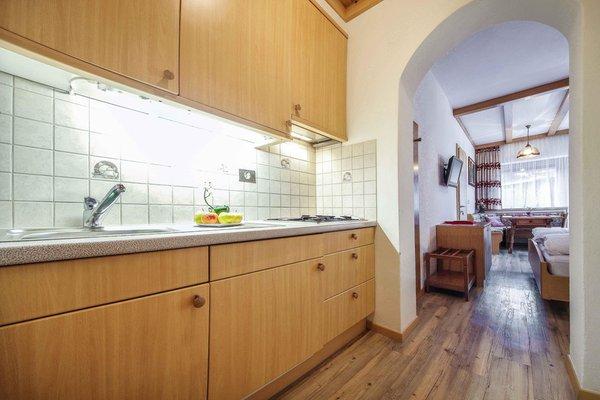 Foto della cucina Chalet Ciuf dl Ton