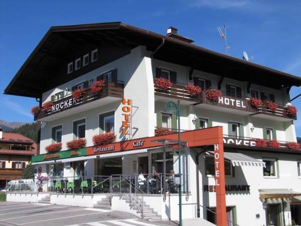 Foto estiva di presentazione Nocker - Hotel 3 stelle