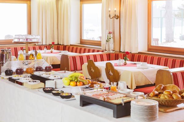 Il ristorante Dobbiaco Rosengarten