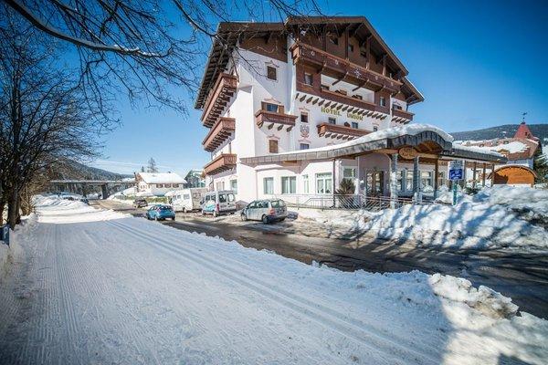 Foto invernale di presentazione Union - Hotel 3 stelle sup.