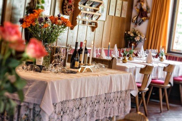 Das Restaurant Toblach Moritz