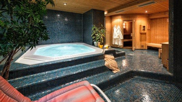 Foto vom Wellness-Bereich Hotel Moritz