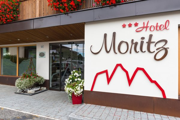 Foto Außenansicht im Sommer Moritz