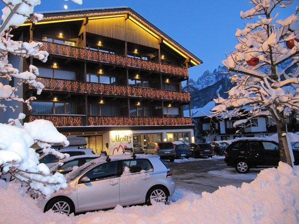 Foto Außenansicht im Winter Moritz