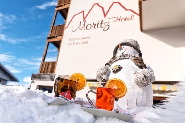 Foto Außenansicht Hotel Moritz