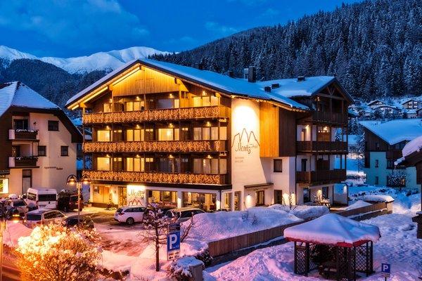 Winter Präsentationsbild Hotel Moritz