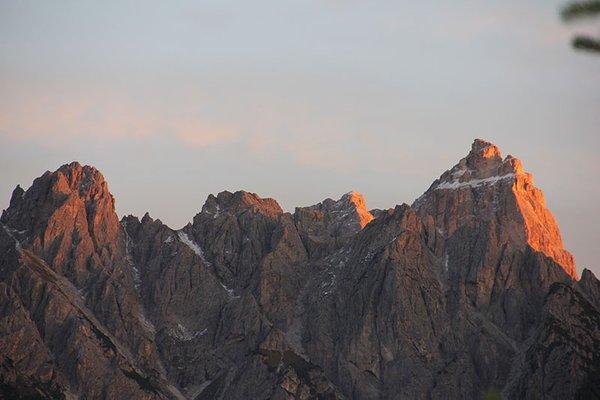 Panorama Monte Rota (Dobbiaco)