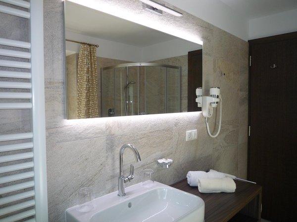 Foto del bagno Garni + Residence Villa Bachmann