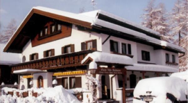 Foto invernale di presentazione Villa Bachmann - Garni + Residence 2 stelle