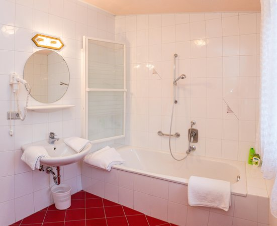Photo of the bathroom Apartments in hotel Olympia