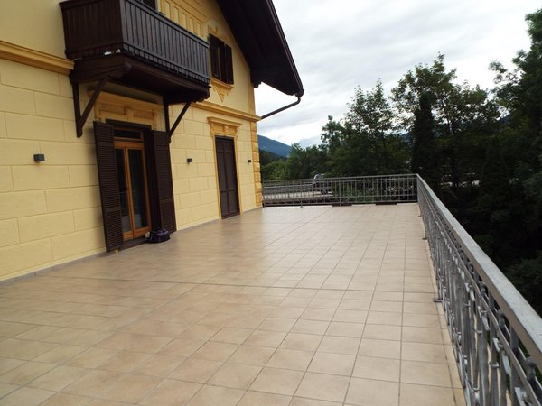 Photo of the terrace
