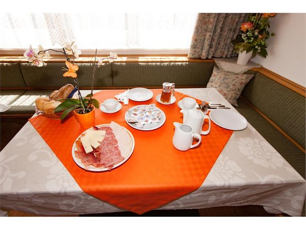 La colazione Hiasl - Camere private con prima colazione 2 soli