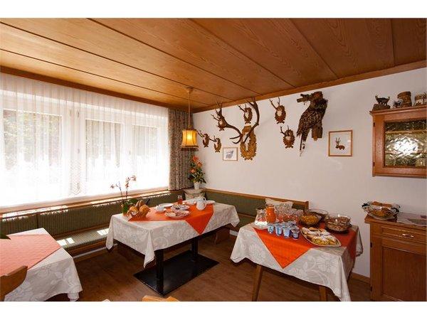 Das Frühstück Hiasl - Zimmer mit Frühstück 3 Sonnen