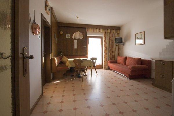 The living area Rooms + Apartments Oberweberhof