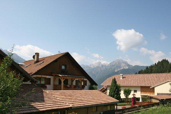 Photo exteriors in summer Oberweberhof
