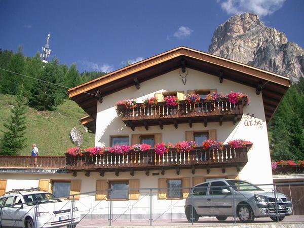 Foto esterno in estate La Ütia