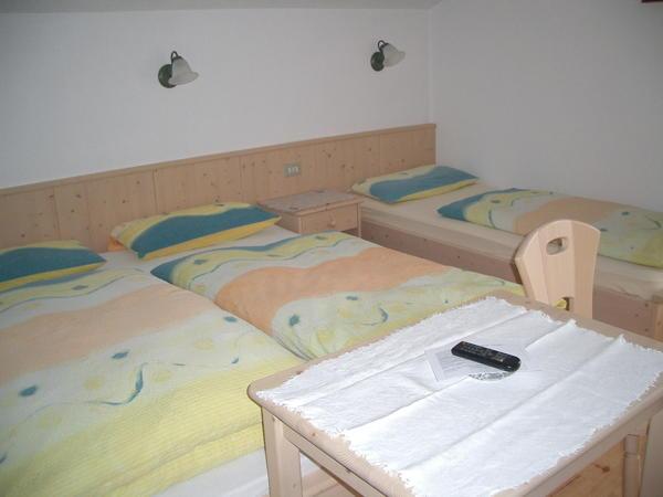 Foto della camera B&B + Appartamenti La Ütia