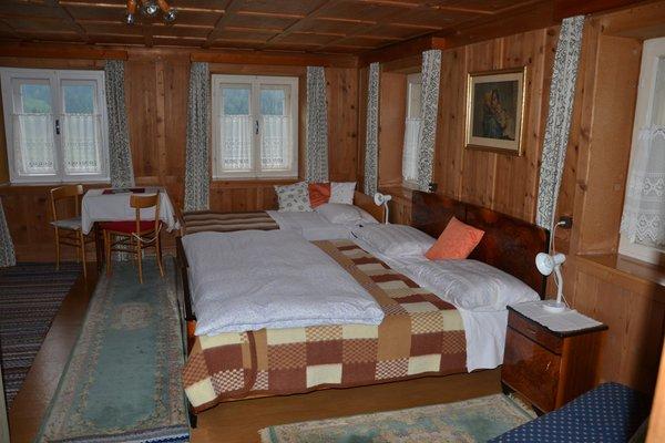 Foto della camera Camere private in agriturismo Gostnerhof