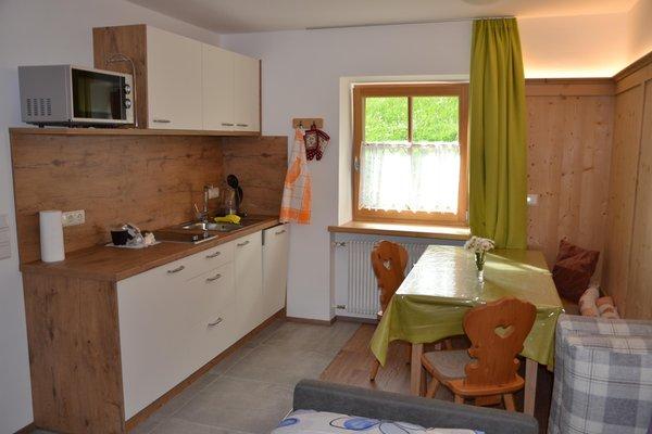 Foto der Küche Gostnerhof