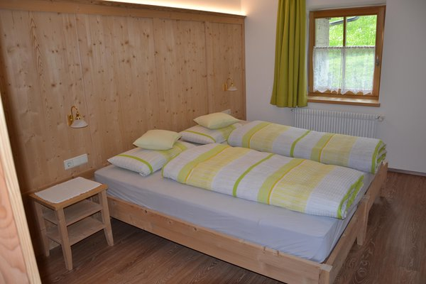 Foto vom Zimmer B&B + Ferienwohnungen auf dem Bauernhof Gostnerhof