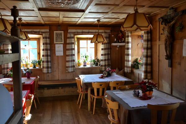 Foto der Stube B&B + Ferienwohnungen auf dem Bauernhof Gostnerhof