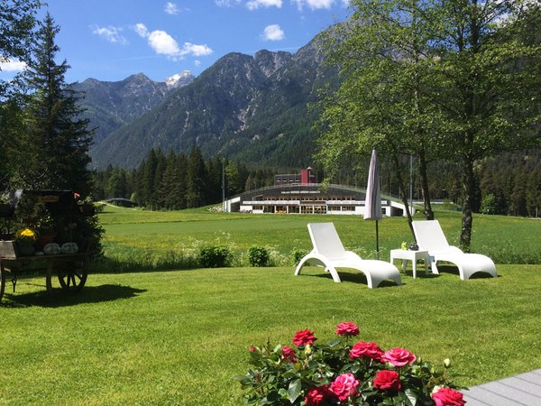 Photo of the garden Dobbiaco / Toblach