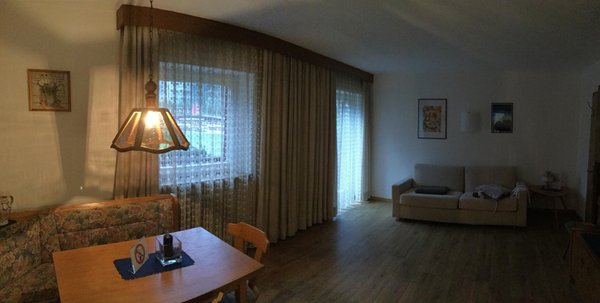 The living area Apartments Sieglinde