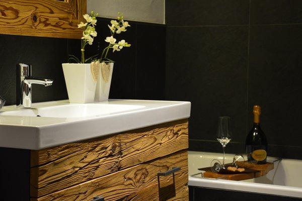Foto del bagno Appartamenti Rienzner