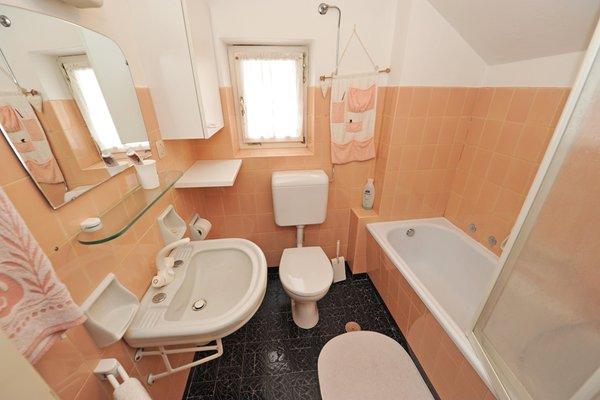 Foto del bagno Appartamento Smidl