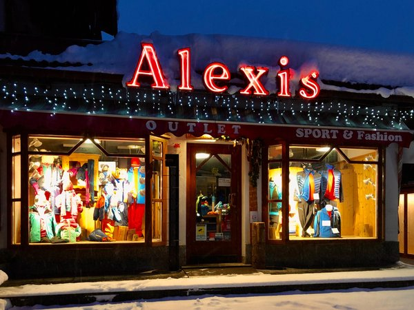 Presentation Photo Shop Alexis Sport & Fashion