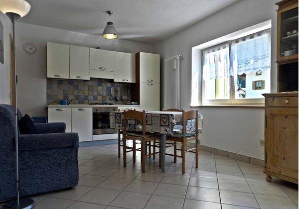 Foto della cucina Blu