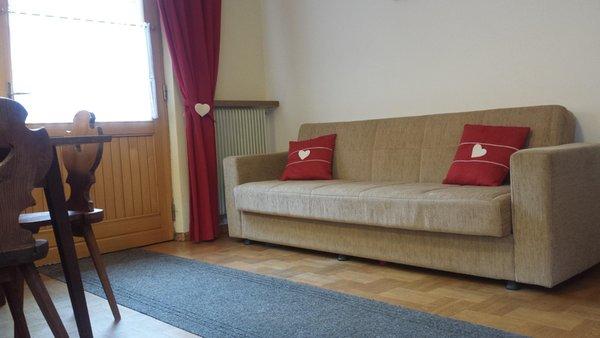 Il salotto Monteggia - Fronthaler - Appartamenti 3 soli