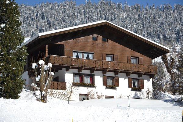 Foto esterno in inverno Monteggia - Fronthaler