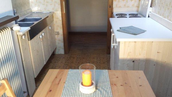 Foto della cucina Monteggia - Fronthaler