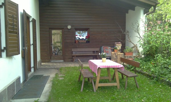 Foto del giardino San Silvestro (Dobbiaco)