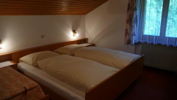 Foto vom Zimmer Ferienwohnungen Trenker Franz