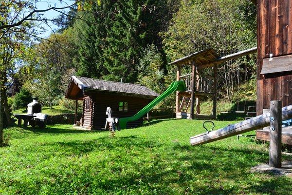 Foto del giardino Dobbiaco