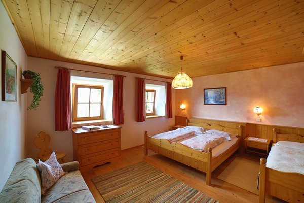 Foto della camera Appartamenti in agriturismo Hansenhof