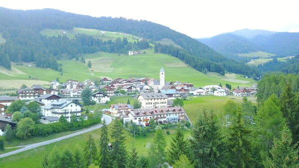 La posizione Appartamenti in agriturismo Hirschenhof San Silvestro (Dobbiaco)