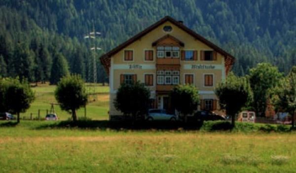 Photo exteriors in summer Villa Waldruhe
