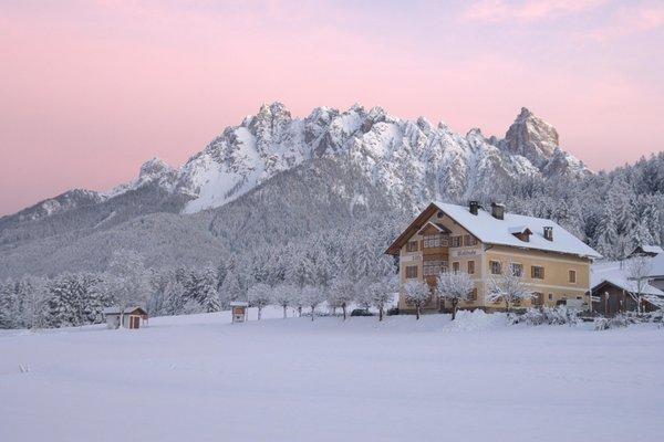 Winter presentation photo Farmhouse B&B + Apartments Villa Waldruhe