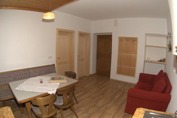The living area Farmhouse B&B + Apartments Villa Waldruhe