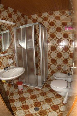 Photo of the bathroom Farmhouse B&B + Apartments Villa Waldruhe